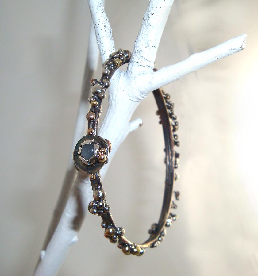 Movement & Textures Bracelet