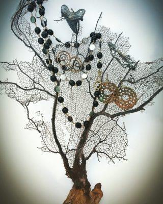Spiral Formed Earrings