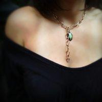 Labradorite Pendant Necklace