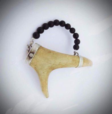 Antler Cuff Bracelet