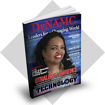 """DyNAMC """"Technology"""" Issue 17 August 2017"""