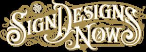 Sign Designs Now Logo