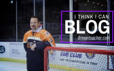 I think I can blog!