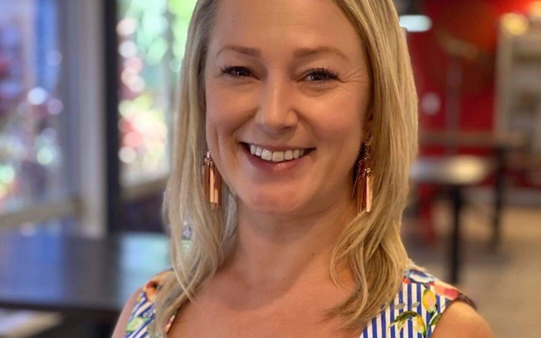 Meet the Team: Siobhan Mitchell-Taverner