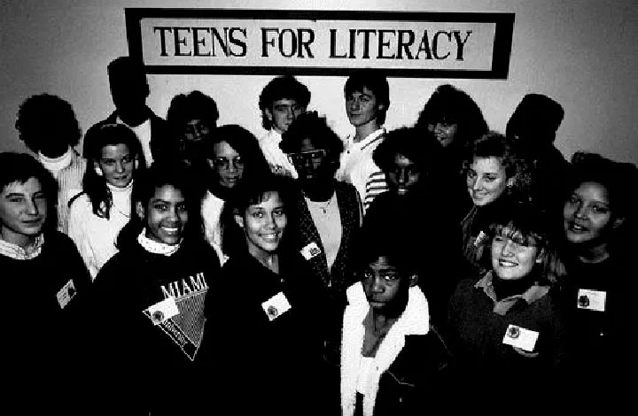 Teens for Literacy®