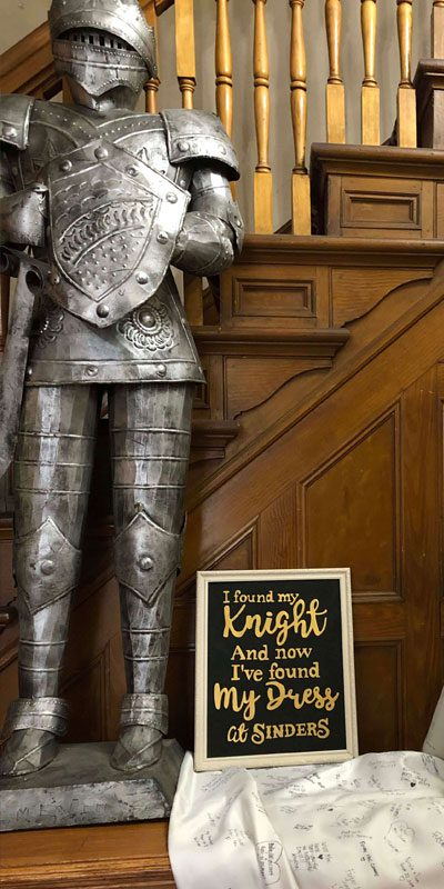 The Sinders Knight