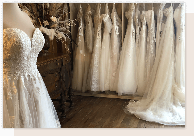 Sinders Bridal House