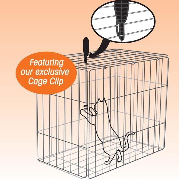 Cat Dancer Pro Cage Clip Cat Toy
