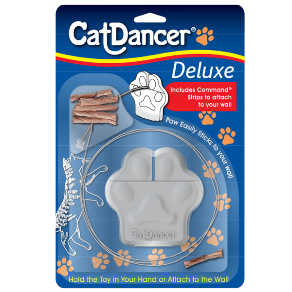 Cat Dancer Deluxe cat toy.