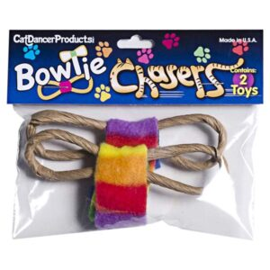 Bowtie Chasers Cat Toy