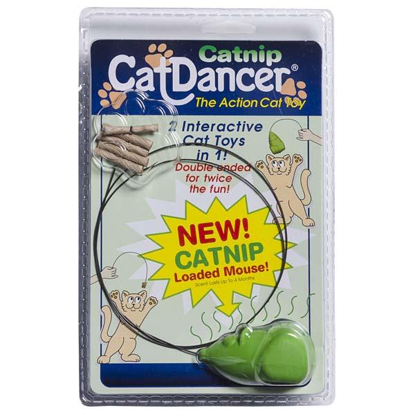 Catnip Cat Dancer Toy 2