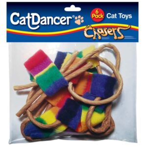 Chaser 6 Pack Cat Toy 1