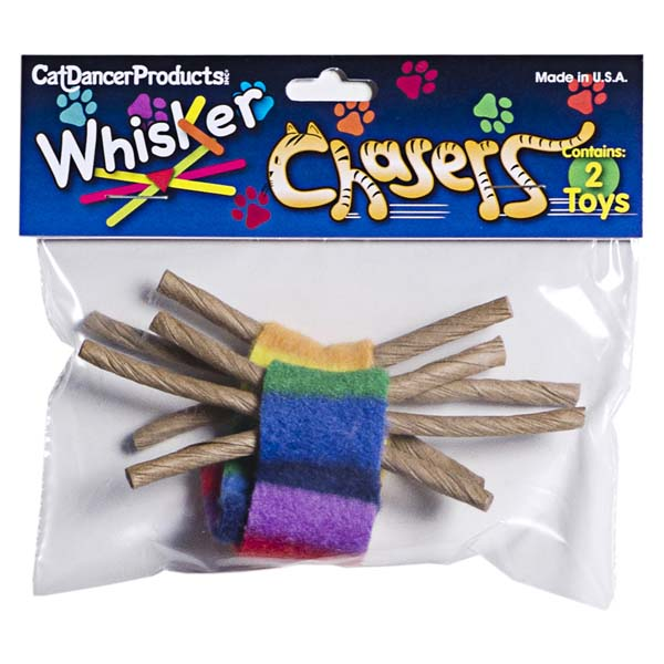 Whisker Chasers Cat Toy