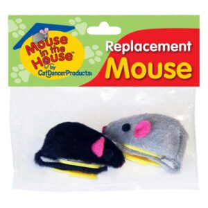 Replacement Mouse Cat Toy