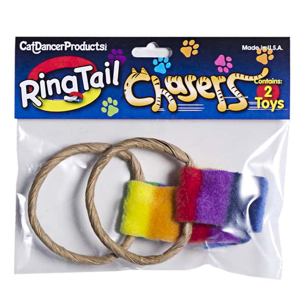 Ringtail Chasers Cat Toy