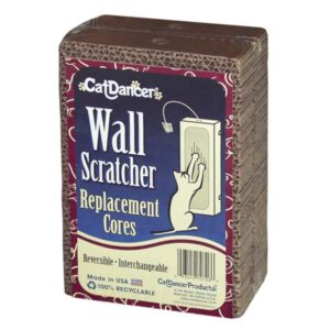 Wall Scratcher Replacement Cores Cat Toy