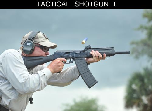 Tactical Shotgun I
