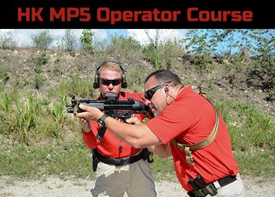 MP5 Operators Course