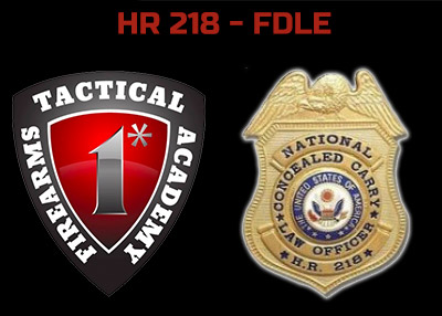 HR 218 - Florida Department of Law Enforcement