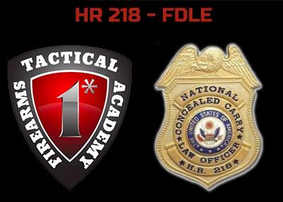 HR 218 - Florida Department of Law Enforcement