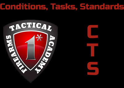 TFA - CTS - Conditions, Tasks & Standards