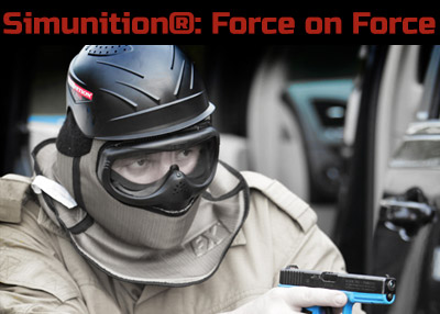 Simunition®: Force on Force