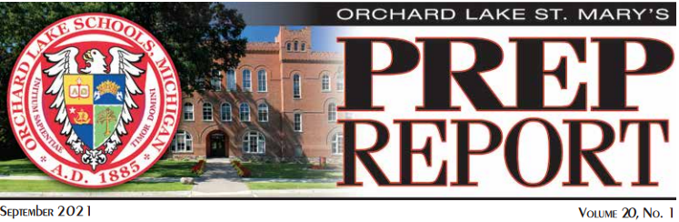 St. Mary's Prep Report Sept 2021