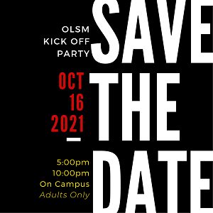 Kickoff party Oct 16th 2021
