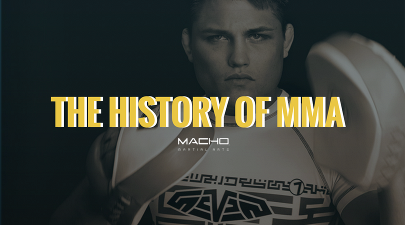 The History Of MMA