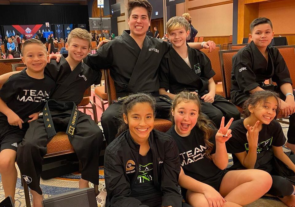2020 Action Martial Art and AKA Nationals Weekend