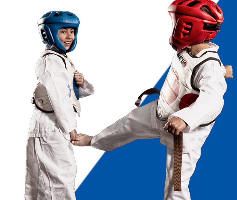 How Martial Arts Teaches Children Good Sportsmanship