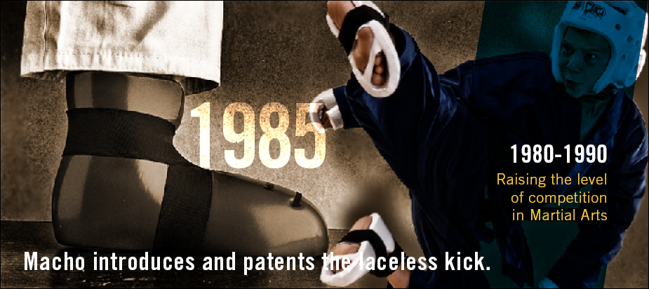 Macho Timeline 1985