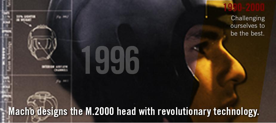 Macho Timeline 1996