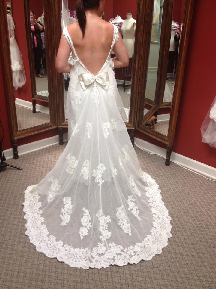 Redesigned Heirloom Dress #1