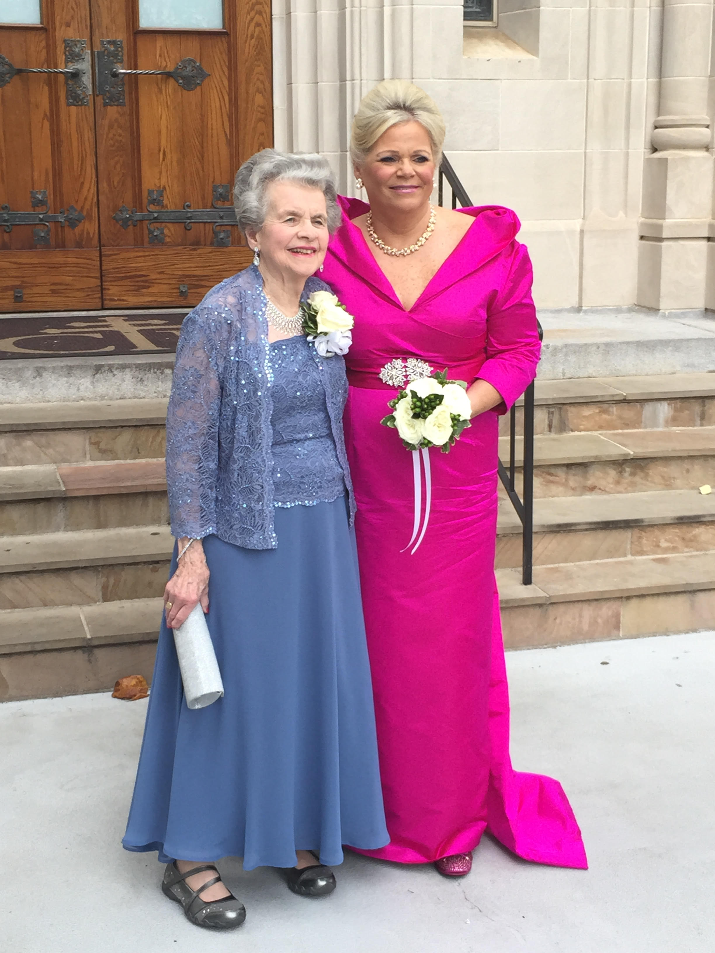 Custom Mothers Dress #1