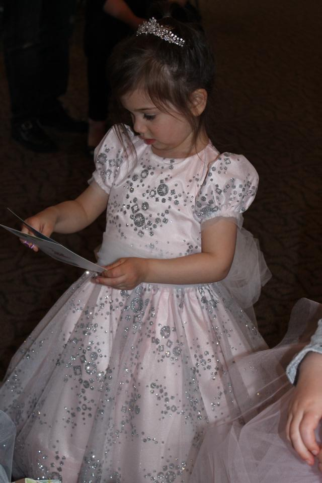 Flower Girl Dress #1