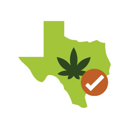 medical cannabis legal in Texas