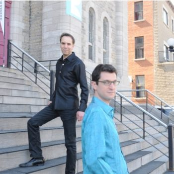 9-Matt et John à Montréal