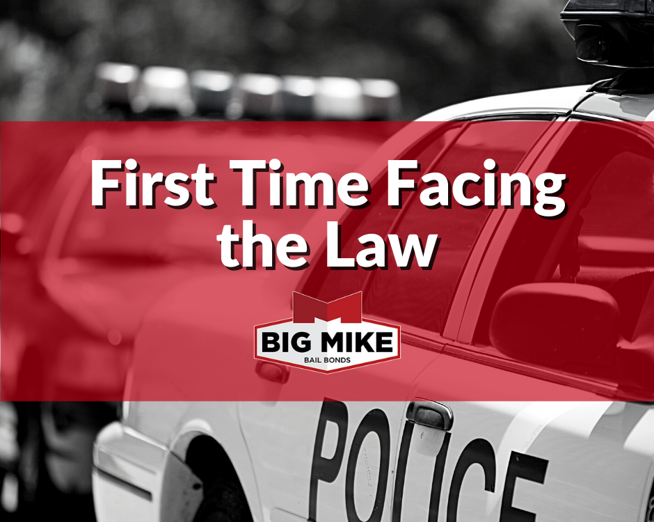 First Time Facing the Law