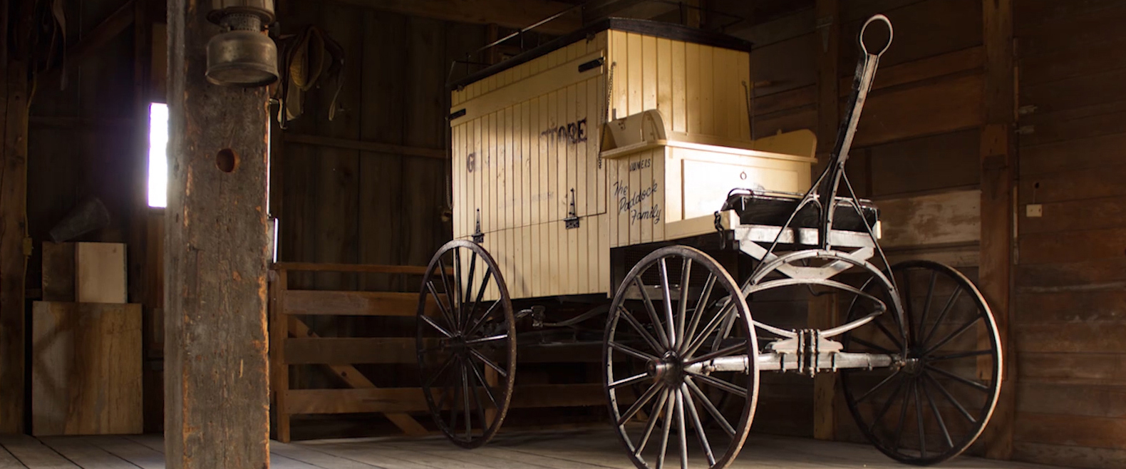 Old style wagon