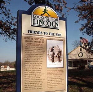 Lincoln sign