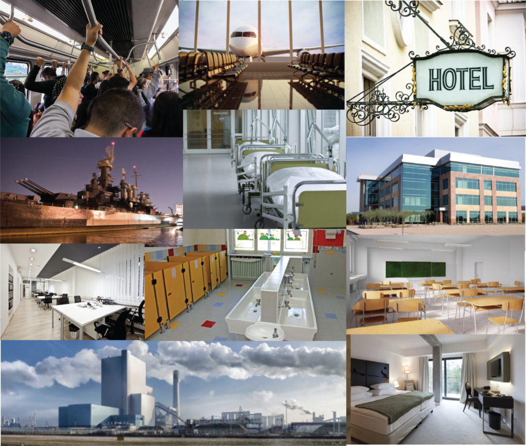 cleaning-hotel-restaurant-airplane-bus-transportation-business-school-college