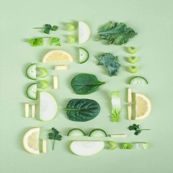 Chlorophyll - Health Chef Julia