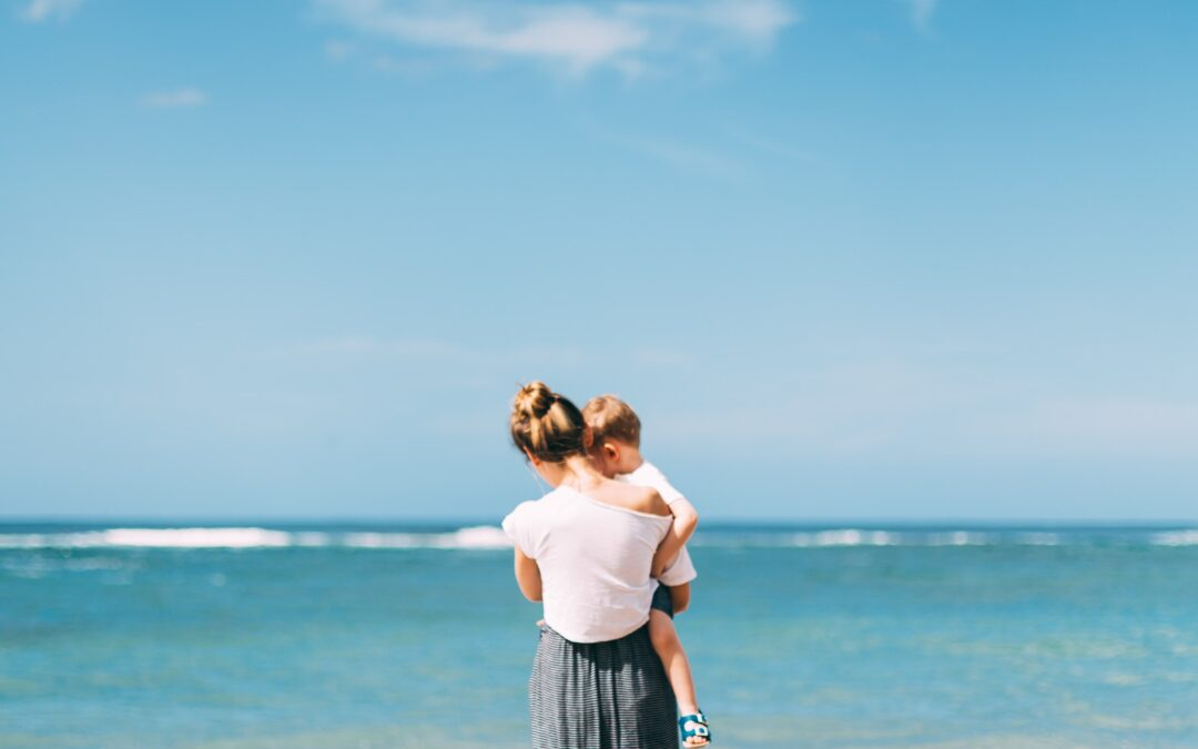 6 ways to stay sane as a co-parent or single mum