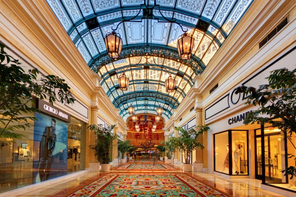 Bellagio Shops casino
