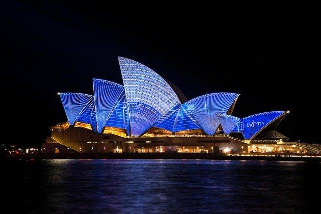 sydney opera house 363244 640