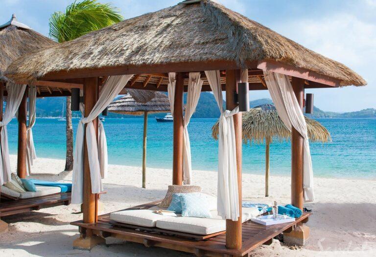 St Lucia Beach 2