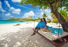 St Lucia Couple