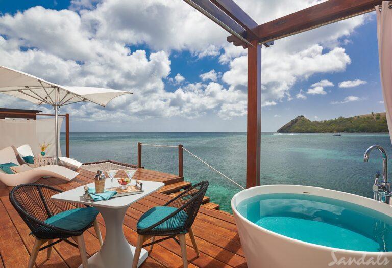 St Lucia Deck