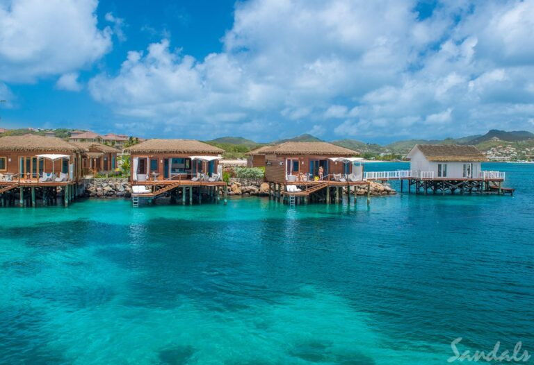 St Lucia Water Cabins